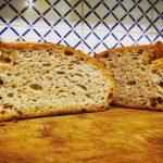 Miscela di farina di grano tenero